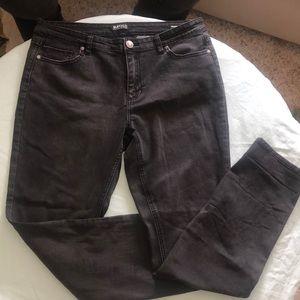 Buffalo Francesca mid rise Skinny stretch jeans